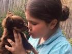 Cachorrinha roubada é devolvida aos donos após busca viralizar no Facebook