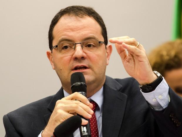 31/03/16 - O ministro da Fazenda, Nelson Barbosa, é ouvido em audiência pública da comissão especial da Câmara que analisa o pedido de impeachment da presidente Dilma (Foto: Marcelo Camargo/Agência Brasil)