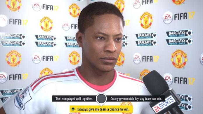 EA confirma segunda temporada do modo A Jornada em Fifa 18 (Foto: Reprodução/EA Sports)