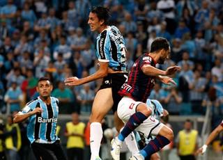 Grêmio x San Lorenzo (Foto: Wesley Santos/Agência PressDigital)