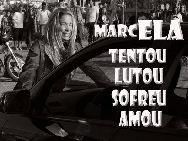 Marcela defende Lia (Foto: Malhação/ TV Globo)