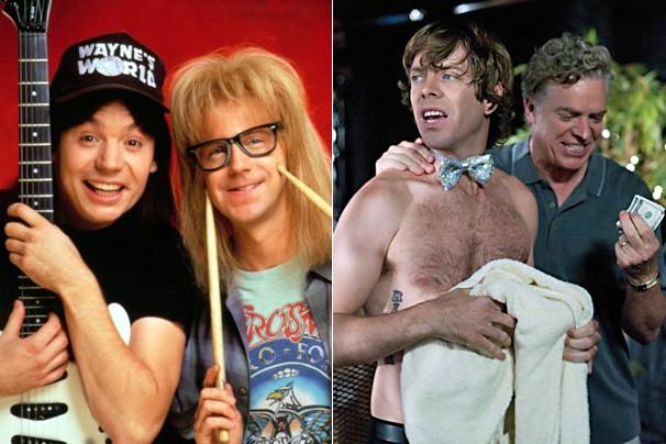 'Quanto Mais Idiota Melhor' e 'Clube das Mulheres' são comédias da mesma diretora, Penelope Spheeris (Foto: Divulgação)