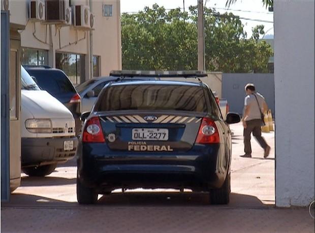 15 mandatos de prisão já foram cumpridos  (Foto: Reprodução/TV Anhanguera)