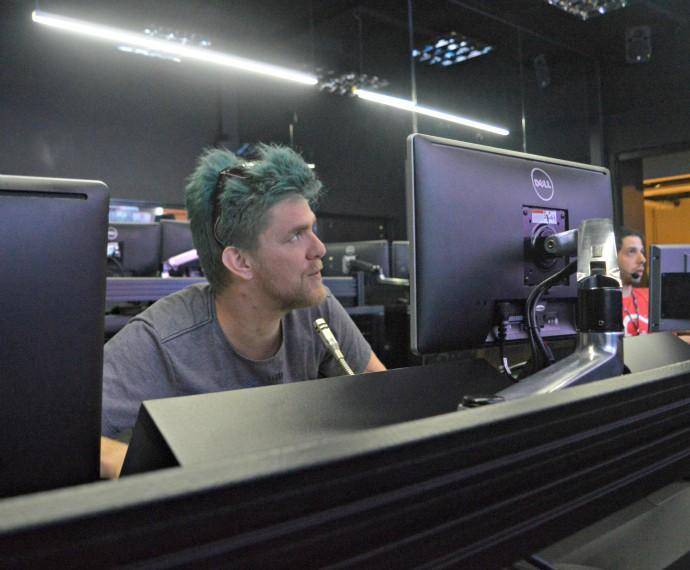 Mistura com Rodaika programa 02.01 melhores momentos (Foto: Giovane Santayana/RBS TV)