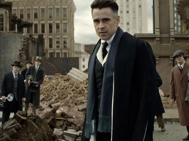 Colin Farrell como o bruxo Percival Graves em 'Animais fantásticos e onde habitam (Foto: Divulgação)