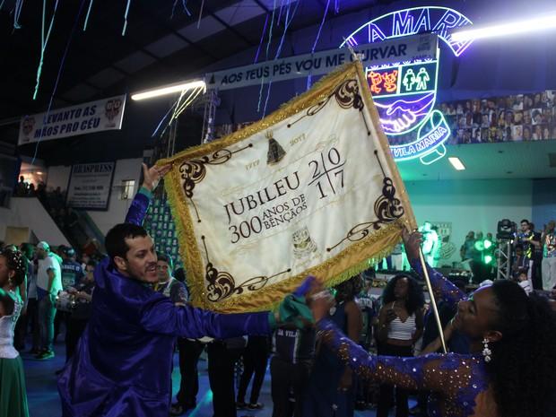Nossa Senhora Aparecida será tema da Vila Maria no Carnaval 2017 (Foto: Victor Hugo Barros/Santuário Nacional)