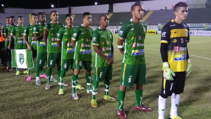 Tapajós volta a campo no domingo, contra o Paysandu (Foto: Divulgação/Tapajós FC)