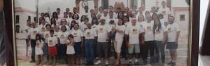 Semana Santa no Piauí reúne mais de 60 pessoas da mesma família (Gilcilene Araújo/G1)