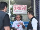 Procon fiscaliza bancos em greve no PI após denúncia de falta de dinheiro