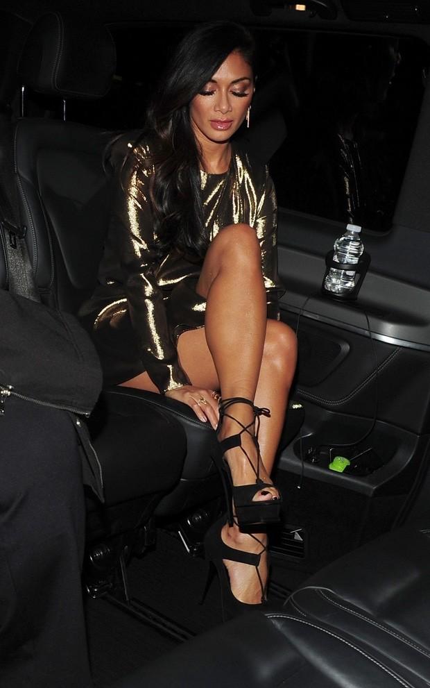 Nicole Scherzinger (Foto: BackGrid)