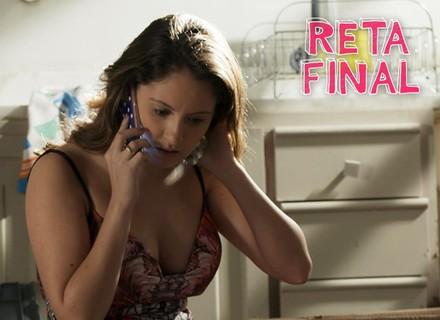 Nanda recebe ligação sobre Filipe e fica desesperada