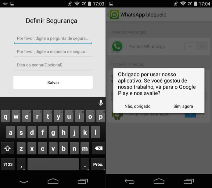 whatsapp andriod how to tell if.read