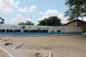 Centro de Esporte e Lazer  (Foto: Emerson Rocha )