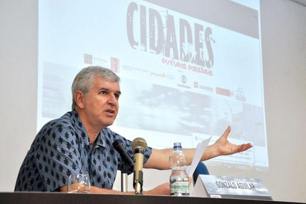 Gonzalo Aguilar (Foto: Renato Velasco)