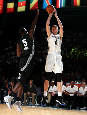 Africa Game, NBA, Kristaps Porzingis (Foto: Getty Images)