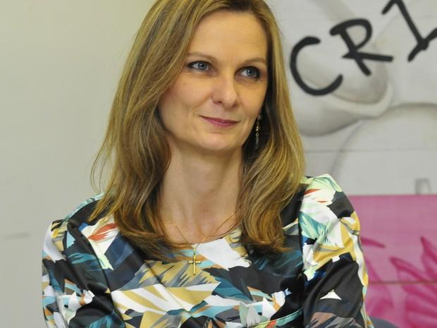 Ana Paula Vescovi, secretária da Fazenda (Foto: Guilherme Ferrari/ A Gazeta)