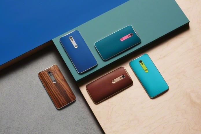 Moto X Style tem Android praticamente Puro e função Moto Maker (Foto: Divulgação/Motorola)