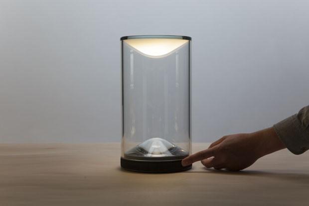 Luminárias Foster + Partners (Foto: Divulgação)