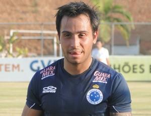 martinuccio, meia do Cruzeiro (Foto: Tarcísio Badaró / Globoesporte.com)