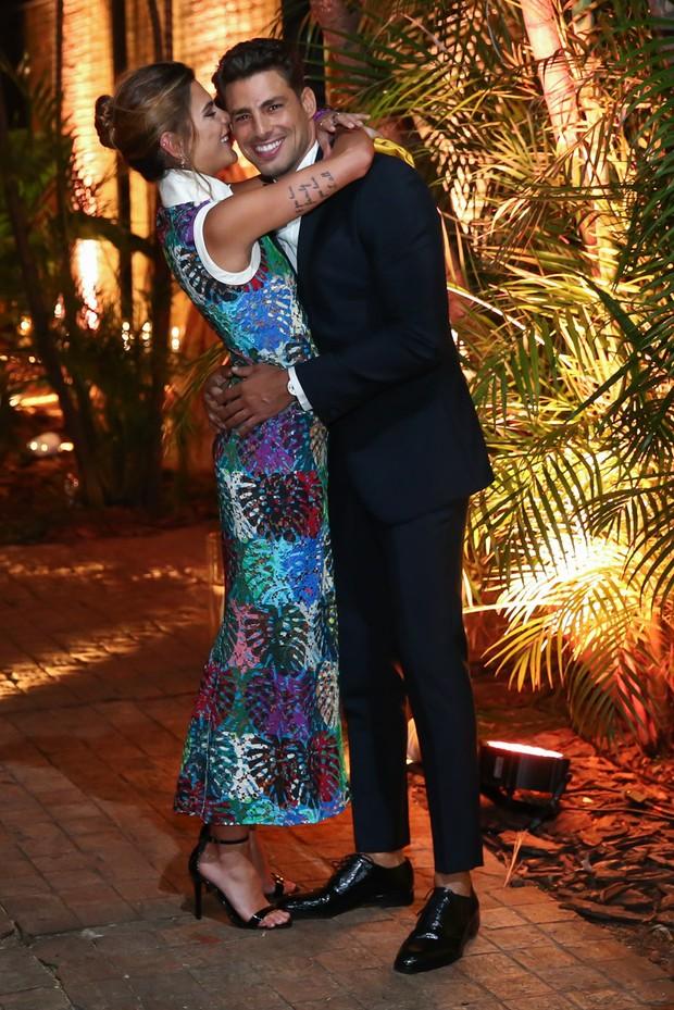Mariana Goldfarb e Cauã Reymond (Foto: Manuela Scarpa/Brazil News)