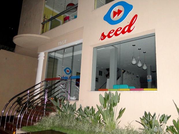 Governo fechou escritório do Seed em área nobre na Região Centro-Sul de Belo Horizonte  (Foto: Humberto Trajano/ G1)