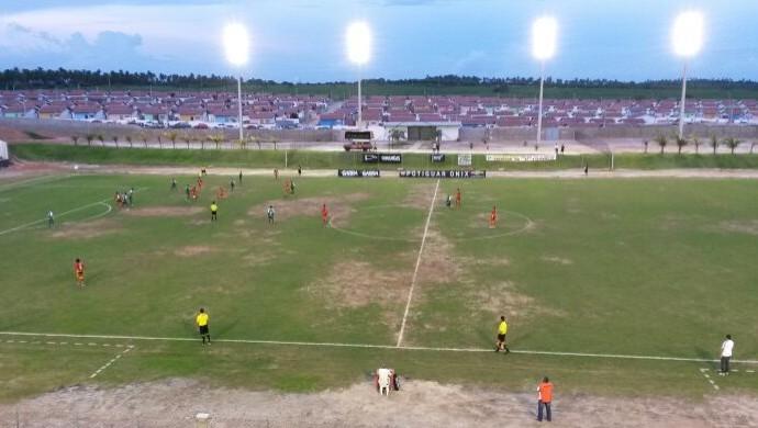 Globo FC x Alecrim (Foto: Victor Lyra)