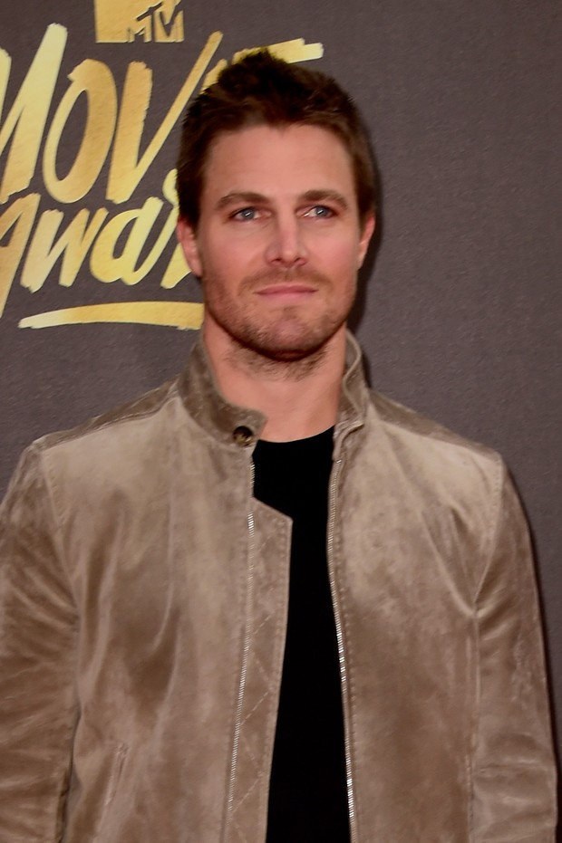 Stephen Amell (Foto: Frazer Harrison / GETTY IMAGES NORTH AMERICA / AFP)