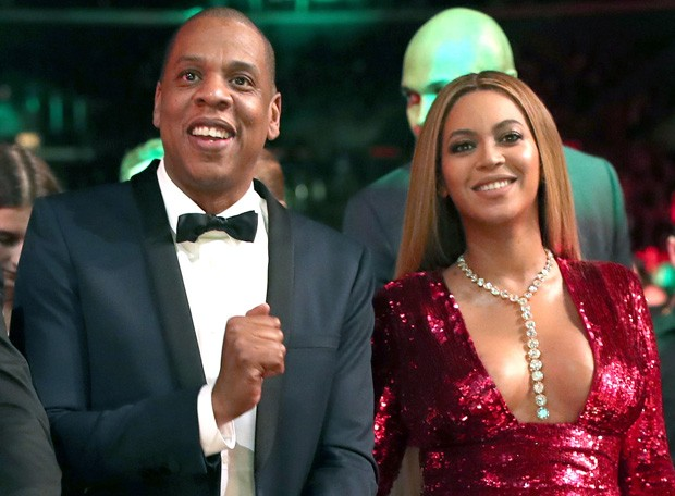 Jay Z e Beyoncé (Foto: Getty Images)