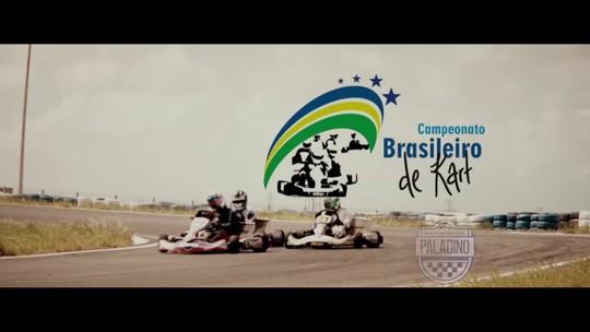 Paladino fecha parceria com a Rede Paraíba para divulgar kartódromo