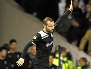 Dimitris Salpingidis - Tottenham x PAOK (Foto: EFE)