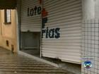 Grupo armado com escopeta assalta casa lotérica no Centro de Itapetininga