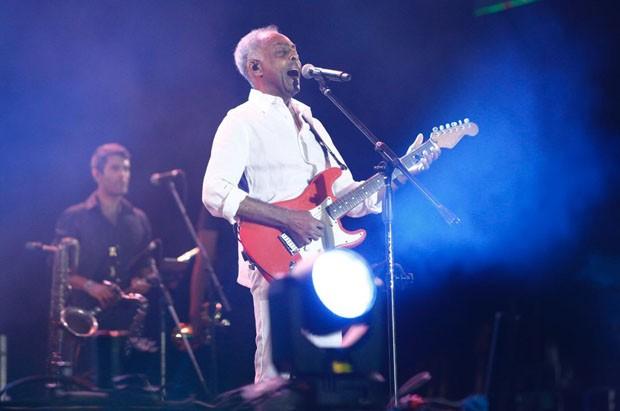Gilberto Gil (Foto: Ricardo Cardoso e Icaro Cerqueira/QUEM)