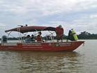Homem desaparece após cair de embarcação em Parintins, no AM