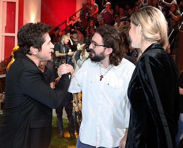 Palco da Final (Foto: Inácio Moraes/Gshow)