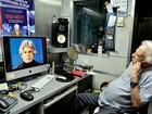 Cid Moreira fala sobre 50 anos da Globo e brinca: 'Agora quero ser ator'