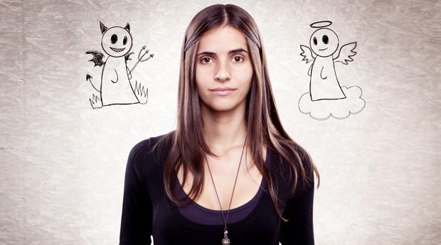 pensamentos positivos, otimismo, pensamentos negativos, pessimismo (Foto: ThinkStock)