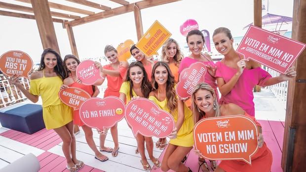 Garota Verão 2015 Capão da Canoa (Foto: Emmanuel Denaui/Agência Preview)