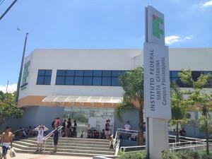 Provas da tarde começaram às 14h (Foto: Thomas Braga/RBS TV)
