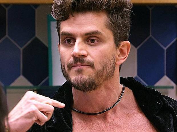 Marcos, do 'BBB17' (Foto: TV Globo)