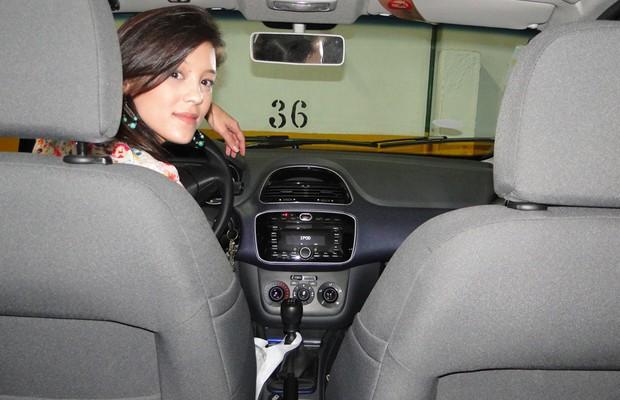 Carolina Nakaoski personagem Distração ao Volante (Foto: Arquivo pessoal)