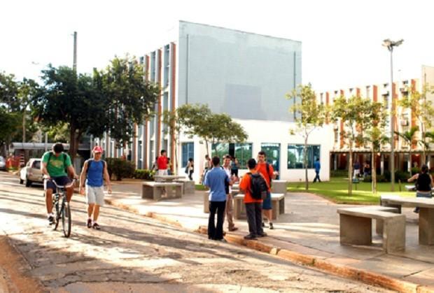 Campus da Unicamp (Foto: Divulgação)