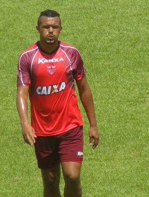 Zé Carlos CRB (Foto: Viviane Leão/GloboEsporte.com)