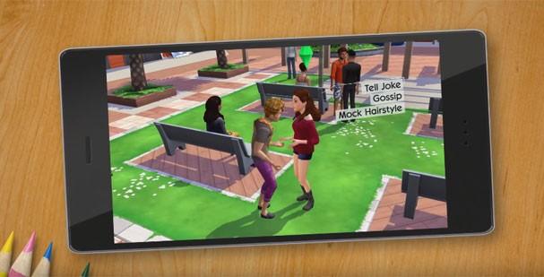 The Sims  (Foto: Reprodução Youtube)