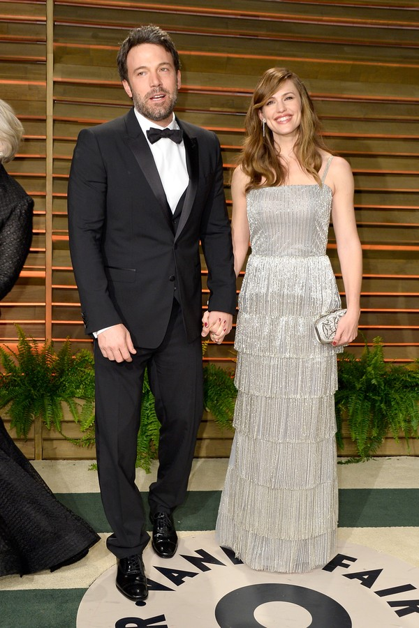 O ator Ben Affleck e a atriz Jennifer Garner (Foto: Getty Images)