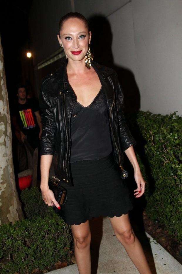 Talytha Pugliese na festa de Danilo Faro (Foto: Caio Duran e Thiago Duran / AgNews)