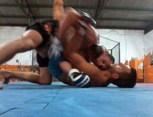 MMA Charles Itaúna (Foto: arquivo pessoal / Charles Reis)