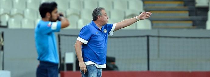 Abel Braga Al Jazira (Foto: Facebook Al Jazira)