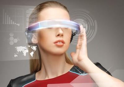 Os óculos já gravam imagens e se conectam na web (Foto: Divulgacão)
