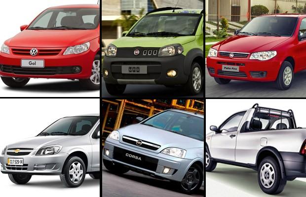 8462a7360 Auto Esporte - Veja 50 carros usados mais vendidos em junho e dicas ...