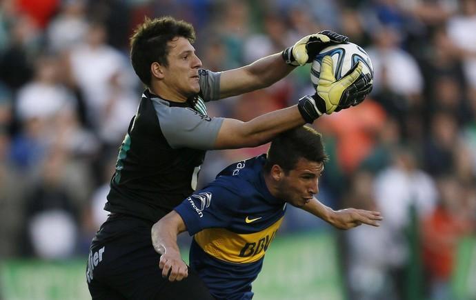 Boca Juniors x Banfield (Foto: Reprodução / Facebook)